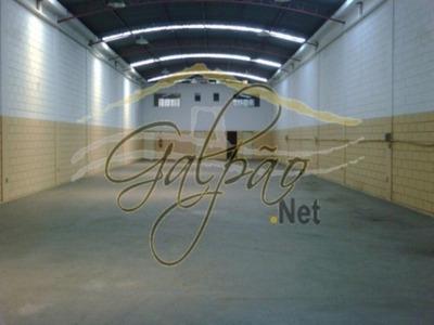 Galpão Industrial Para Venda E Locação, Jardim Piratininga, Osasco - Ga2376. - Ga2376 - 33873877