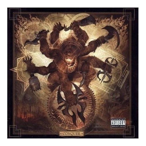 Soulfly - Conquer - Cd