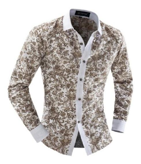 Blusa Moletom E Camisa Social Slim Fit