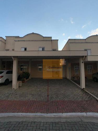 Imagem 1 de 20 de Sobrado Com 2 Dormitórios À Venda, 103 M² Por R$ 342.000,00 - Jardim Santa Maria - Jacareí/sp - So0645