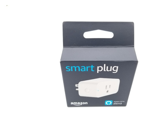 Toma Enchufe Inteligente Wifi Amazon Smart Plug, Alexa