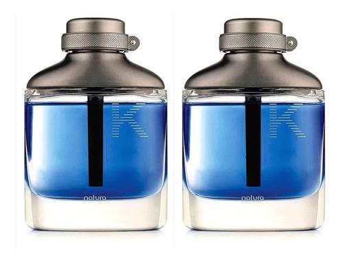 Perfume K Eau De Parfum X 2 Unidades Na - mL a $874