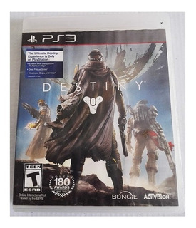 Destiny Juegos Ps3 Play Station 3