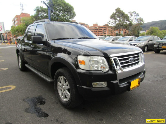 Ford Sport Trac Xlt At 4000