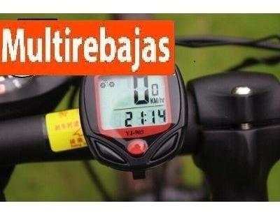 Bicicleta, Accesorios, Velocimetro, Inalambrico