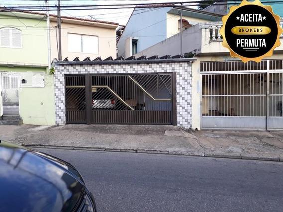 Sobrado À Venda, 118 M² Por R$ 530.000,00 - Mauá - São Caetano Do Sul/sp - So0413