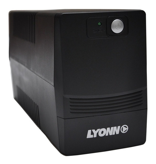 Ups + Estabilizador Lyonn Desire Ctb-500 500w Soft Mexx