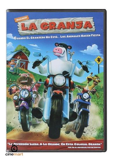 La Granja Pelicula Dvd