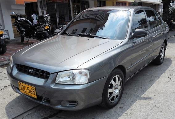 Hyundai Accent 2002 At 1,5 Sedan