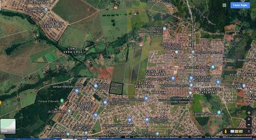 Venda - Terreno Área  Lote - Em Goiânia.