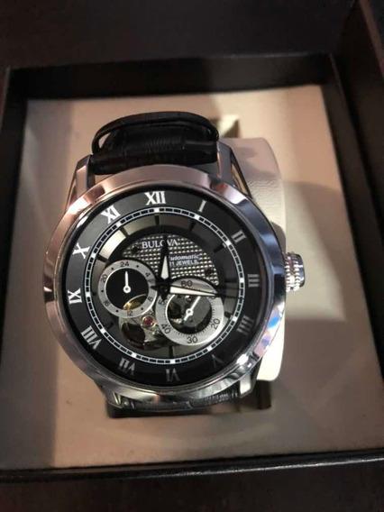 Reloj Bulova Automático 21 Jewels