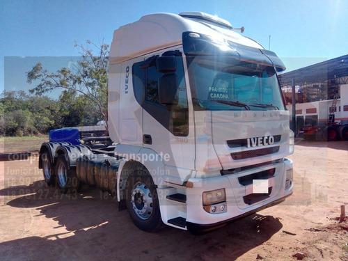 Iveco Stralis 380 - 6x2 2009