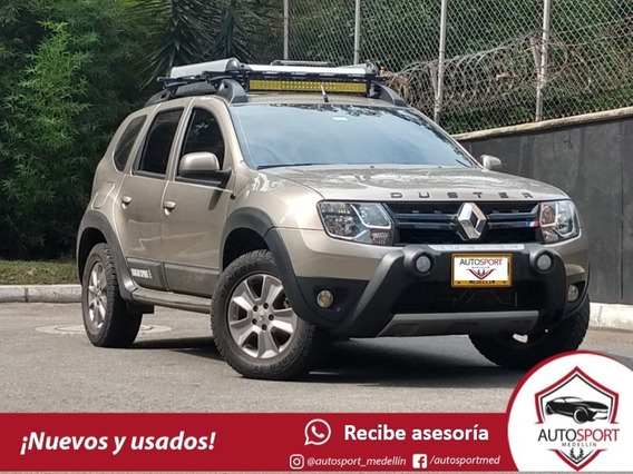 Renault Duster Intense - Dakar Spirit - En Autosport Medellí