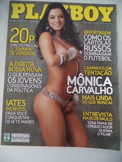 Lote De 6 Revistas Playboy/l3