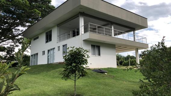 Casa Campestre En Venta Cerritos Pavas