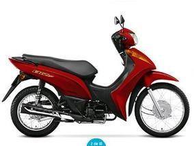 Honda 100 Vermelha Otima Consevação