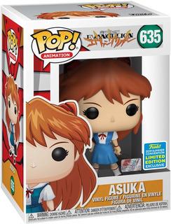 Funko Pop Evangelion 635 Asuka Nuevo Original Magic4ever