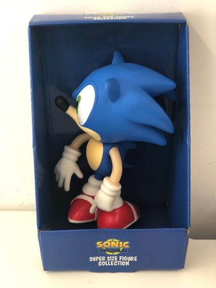 Bonecos Grandes 25cm - Sonic Collection Não Perca
