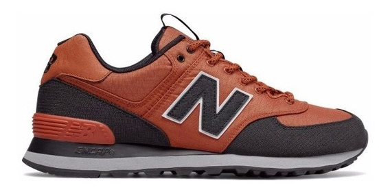 Tenis New Balance 574 Super Cómodos Out East Orange