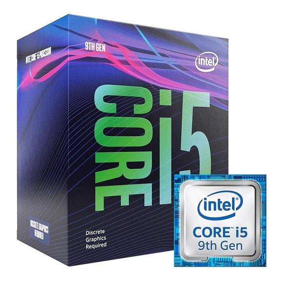 Processador Intel Core I5-9400f Lga 1151 4.1ghz Max Turbo