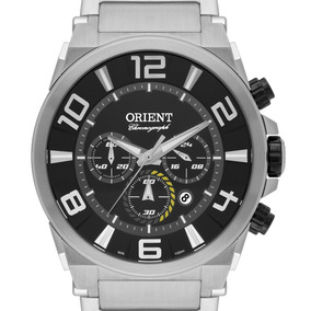Relógio Orient Cronógrafo Mbssc158 P2sx Original + Nf