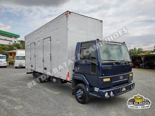 Ford Cargo 815 E Baú 7,50m Revisado Impecável