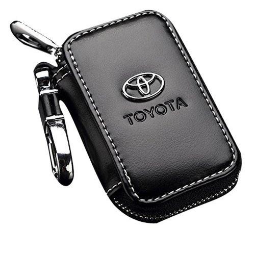 Funda De Cuero Para Llave De Coche De Toyota