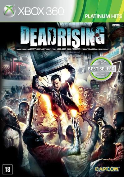 Dead Rising (mídia Física) - Xbox 360