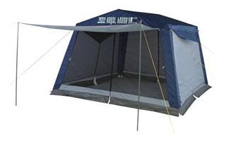Carpa Comedor Waterdog Royal 325x325x200 Cm Con Piso Camping