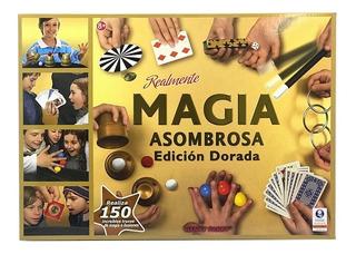 Juego De Magia 150 Trucos Edicion Dorada