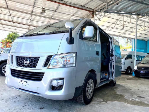 Nissan Urvan Nv350 Minibus Nv350
