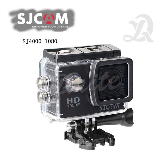 Sjcam Sj4000 Sem Wifi Câmera 12mp Full Hd Original