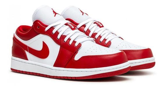 Air Jordan 1 Low Gym Red Retro 2 3 4 5 6 Og High Mid 11 12