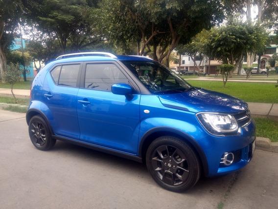 Ignis 1.2 Full Equipo 2019 Suzuki Casi Nuevo