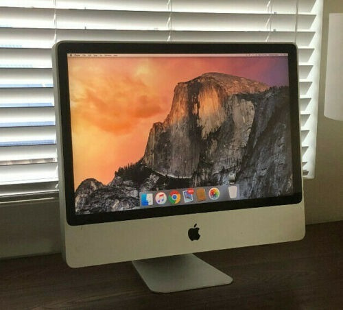 iMac 24 8gb Ddr3, 2tb Hdd, 240gb Ssd, Core2duo 2.93ghz