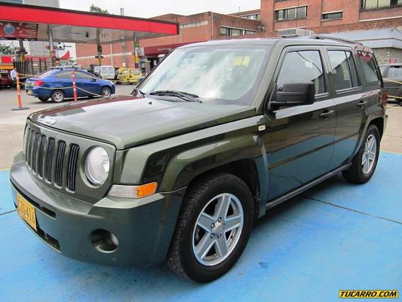 Jeep Patriot 24000cc 4x4 Mt Aa