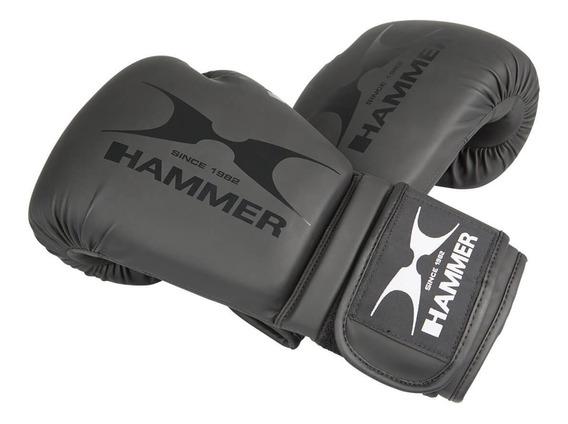 Guantes Box Nivel 2 Hammer Hawk 10oz 12oz