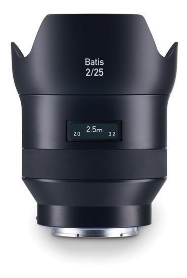 Lente Zeiss Batis 25mm F / 2 Para Sony E