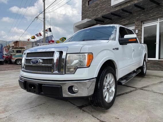 Ford Lobo 5.0l Xlt Cabina Doble 4x2 Mt 2010