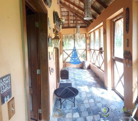 Hermosa Villa En Venta En Bonao