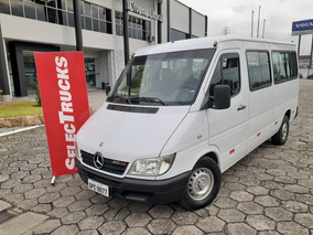 Mb Sprinter 313cdi 15+1 Passageiros Selectrucks