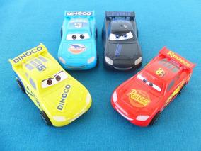 Juego De Carritos Plasticos Car 4 Pzas Juguete Somos Tienda