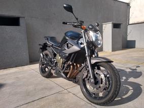 Yamaha Xj6 N Preta! Excelente Estado!