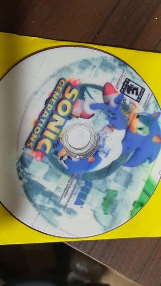 Sonic Generation Xbox