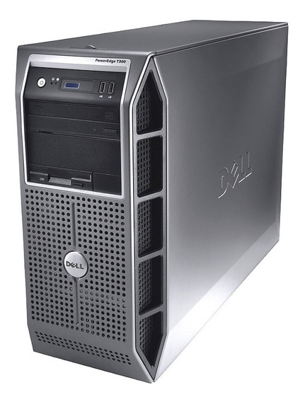Servidor Dell Poweredge T300 24gb Ram 4 Hdd Sas 147gb 15k