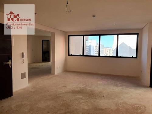 Sala, 52 M² - Nova - Venda Por R$ 390.000 Ou Aluguel Por R$ 2.000/mês - Vila Assunção - Santo André/sp - Sa0111