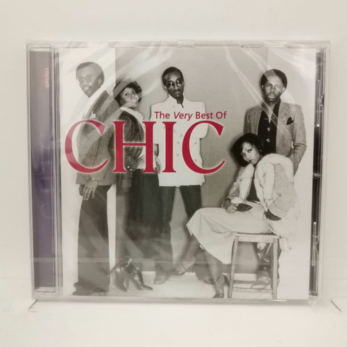 Chic The Very Best Of Chic Cd Nuevo Eu Musicovinyl