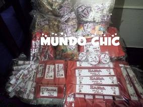Candy Bar Megacombo 110 O 130 Golosinas Pers. Para 10 Chicos