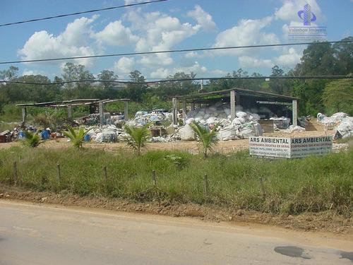Área À Venda, 21000 M² Por R$ 7.350.000,00 - Distrito Industrial - Vinhedo/sp - Ar0012
