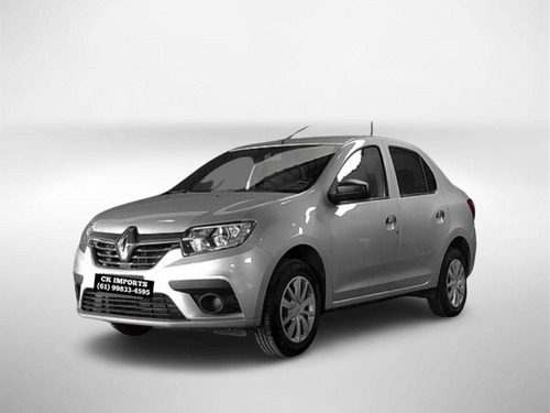 Renault Logan Life 1.0 12v Flex